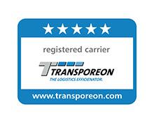 Transporeon Registered Carrier