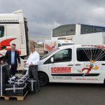 Mitteldeutsche Logistiker organisieren Transport nach Nepal